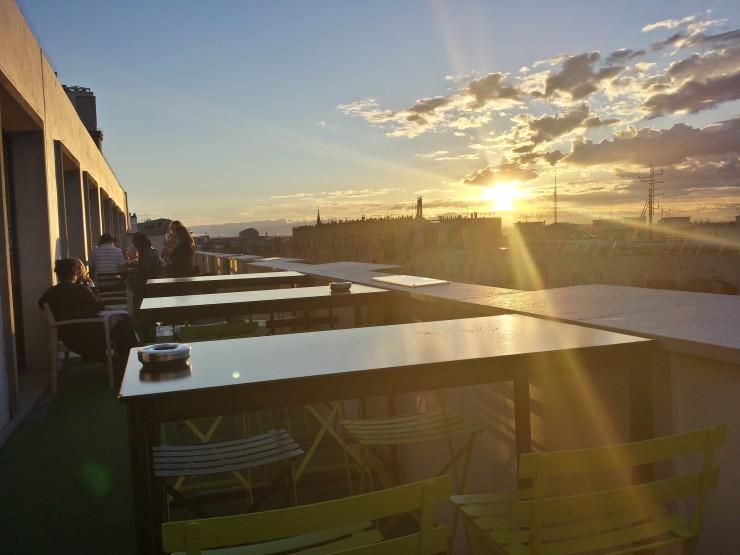 rooftop sofitel vaugirard paris